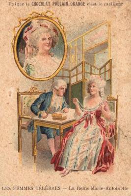 Marie-Antoinette dans les images publicitaires - Page 4 Mariea10