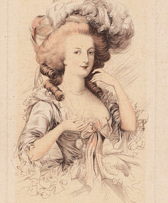 Marie-Antoinette dans les images publicitaires - Page 4 Petrol10