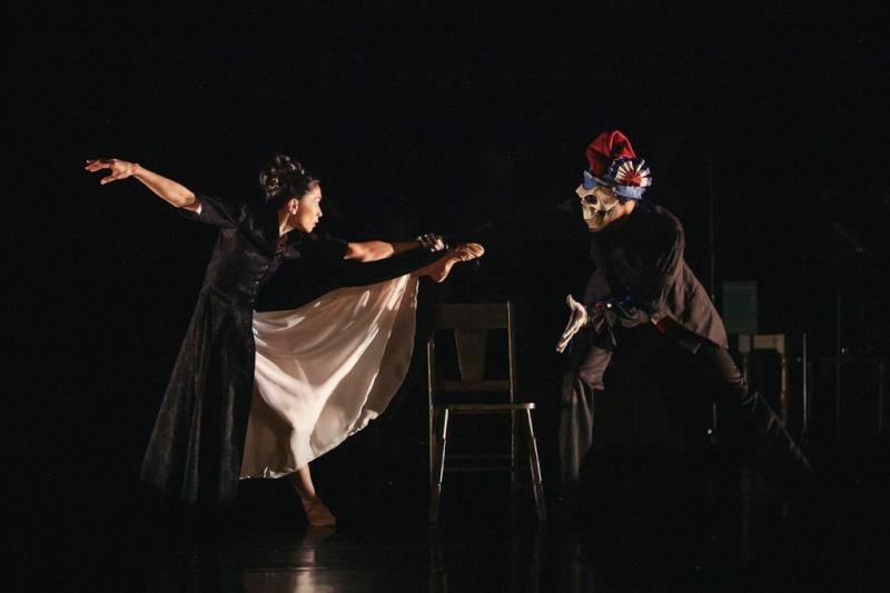 """Spectacle de danse """"Marie"""" au Wonderbound de Denver Psqlru10"""