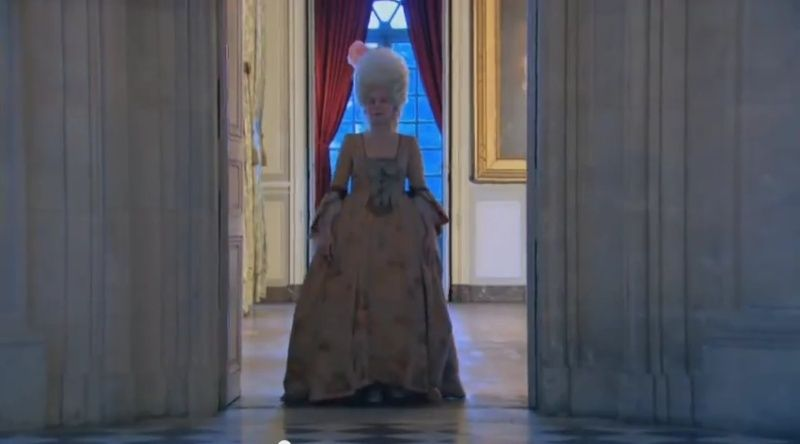 """Série """"The Secret Life Of"""", épisode """"Marie Antoinette"""" Secret10"""