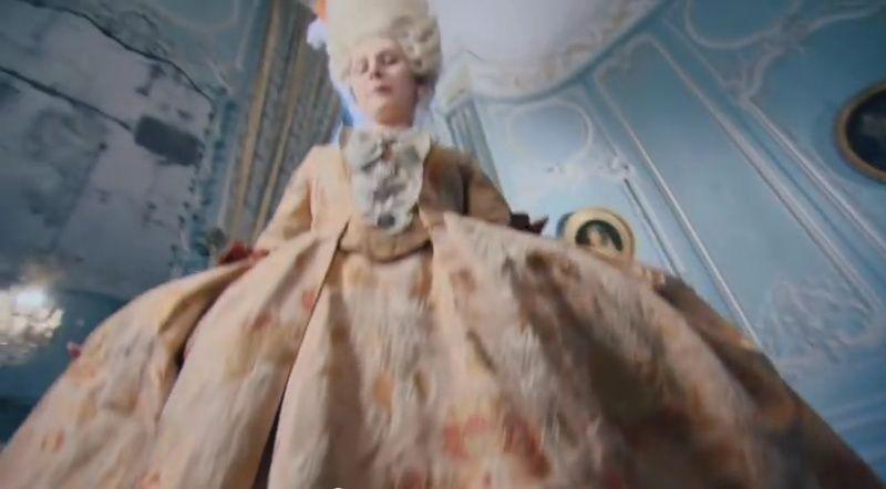 """Série """"The Secret Life Of"""", épisode """"Marie Antoinette"""" Secret11"""