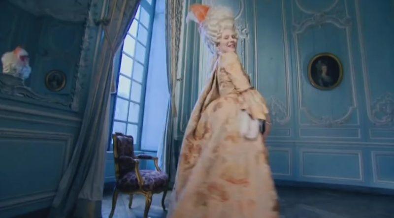 """Série """"The Secret Life Of"""", épisode """"Marie Antoinette"""" Secret12"""