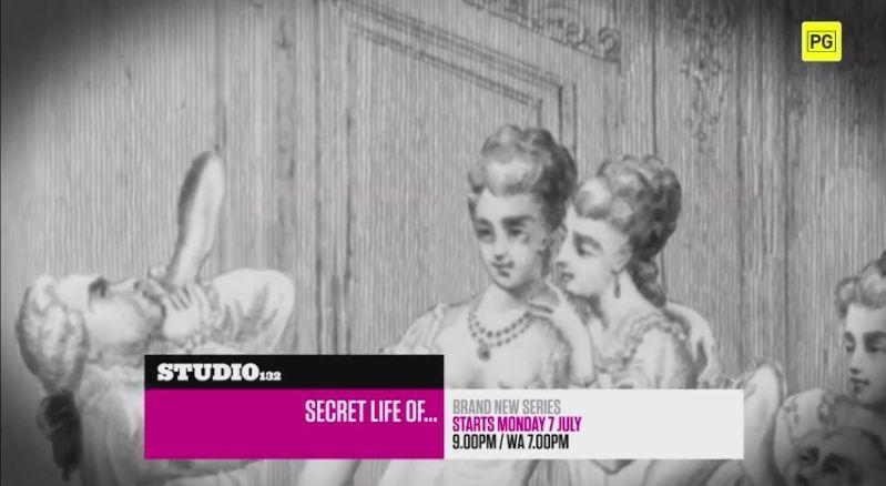 """Série """"The Secret Life Of"""", épisode """"Marie Antoinette"""" Secret14"""