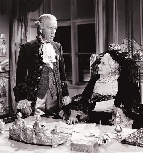 Marie Antoinette avec Norma Shearer (Van Dyke) - Page 8 Tumblr30