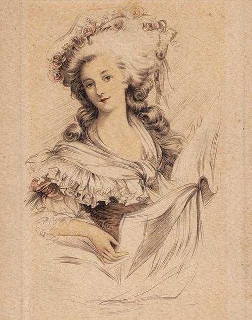 Marie-Antoinette dans les images publicitaires - Page 4 Tumblr32