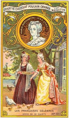 Marie-Antoinette dans les images publicitaires - Page 4 Tumblr33