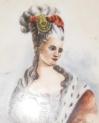 A vendre: miniatures de Marie Antoinette et de ses proches - Page 4 Zcaro10
