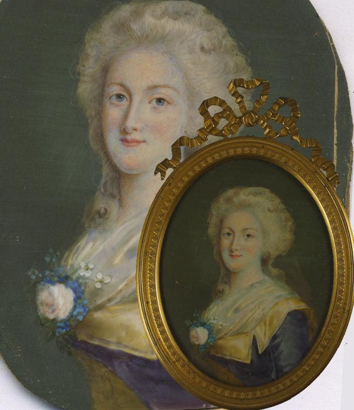 A vendre: miniatures de Marie Antoinette et de ses proches - Page 4 Zzzm10