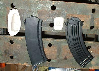 [AK-47] La réplique sortie du grenier... Magak410