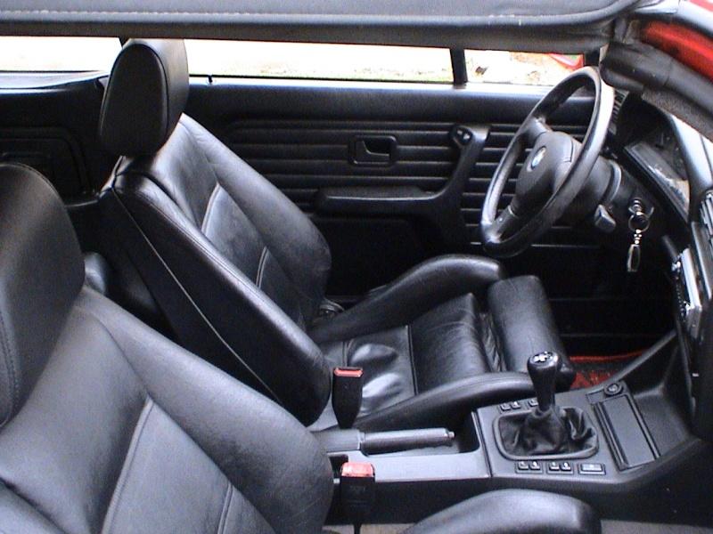 BMW E30 CABRIOLET MOTORSPORT Bmw811