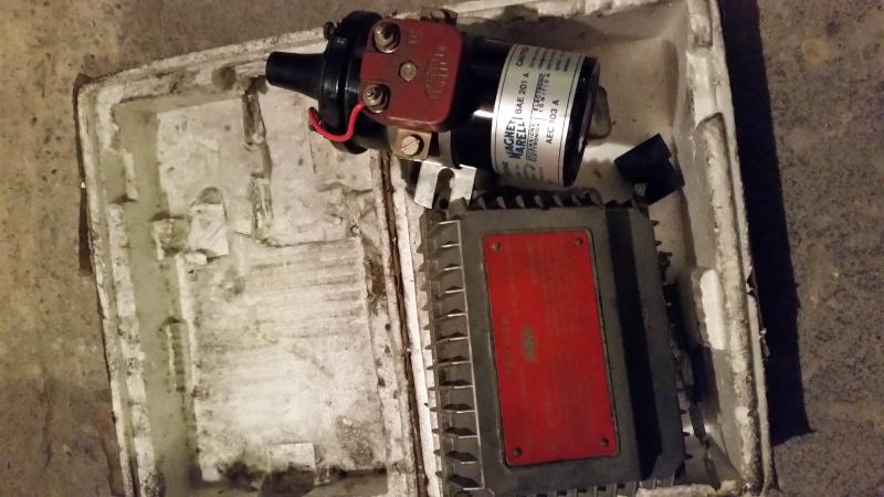 [VENDO] - Accensione elettronica nuova magneti marelli con bobina 20141210