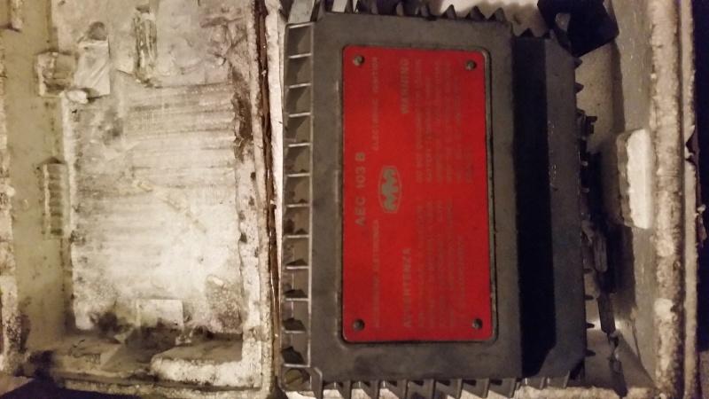 [VENDO] - Accensione elettronica nuova magneti marelli con bobina 20141211