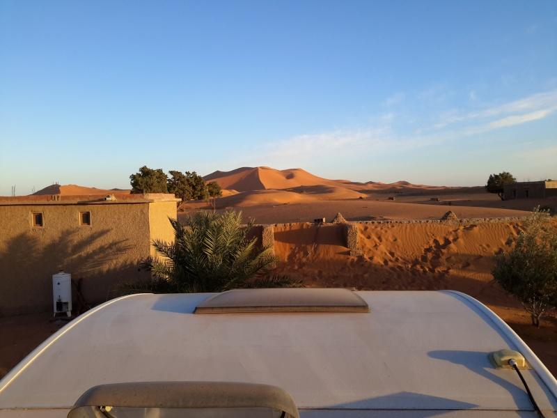 [Maroc Camp/Découverte] Camping Auberge La liberté à MERZOUGA (Zone 8) 20150310