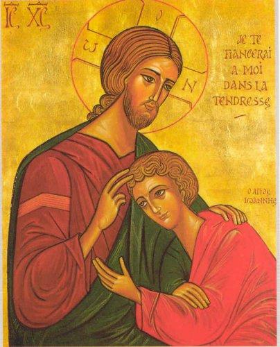 Naissance de Jésus notre Seigneur, vision de Maria Valtorta - Page 2 Jean_l10