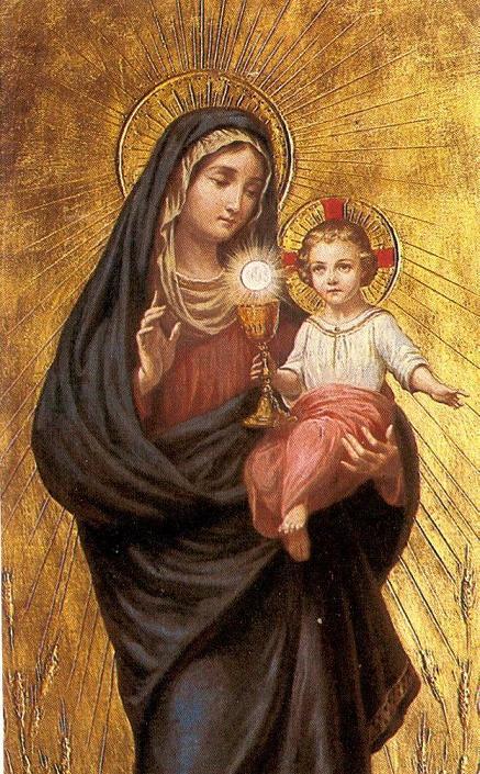 Naissance de Jésus notre Seigneur, vision de Maria Valtorta - Page 2 Marioe10