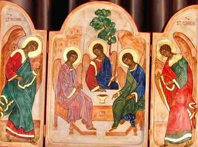 Naissance de Jésus notre Seigneur, vision de Maria Valtorta - Page 2 Trinit10