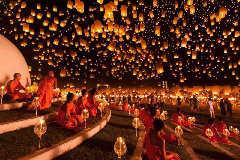 Quelques-uns des festivals les plus cools et déjantés de la  133