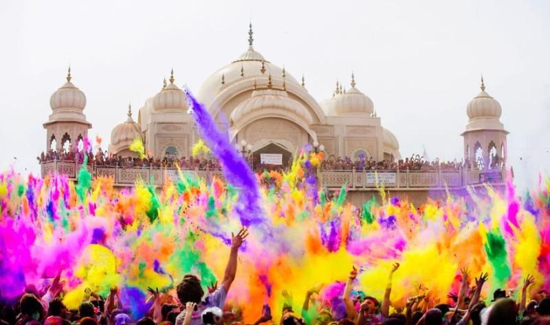 Quelques-uns des festivals les plus cools et déjantés de la  134