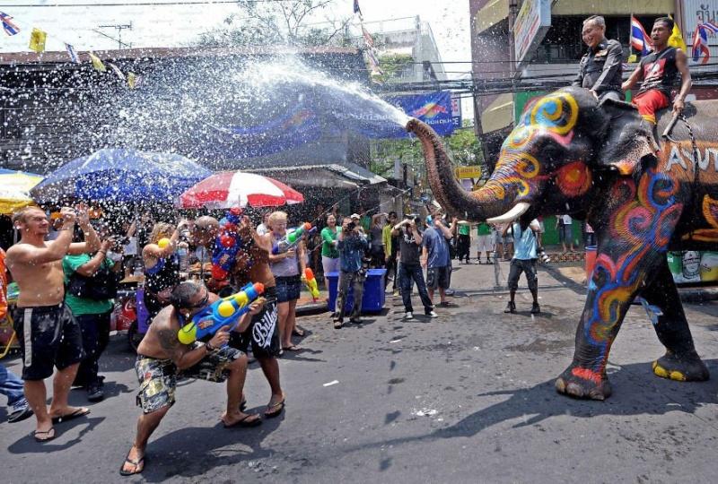 Quelques-uns des festivals les plus cools et déjantés de la  139