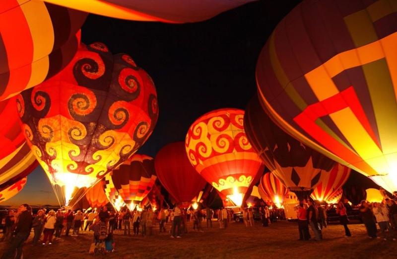 Quelques-uns des festivals les plus cools et déjantés de la  219