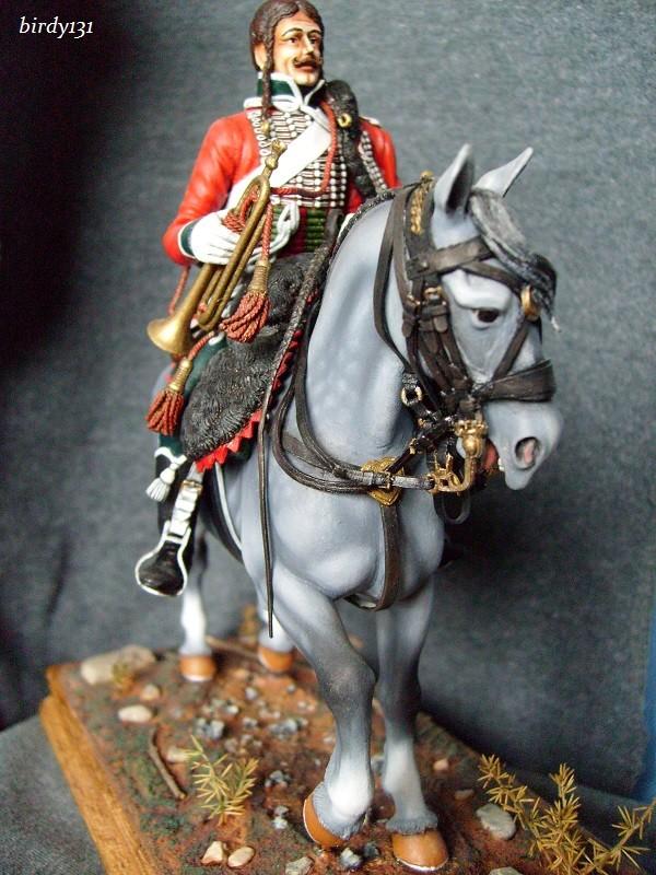 vitrine birdy131 (Ier empire 54 et 90 mm & 14/18 ) Officier de la Jeune Garde (MM) S7301813