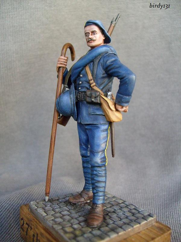 vitrine birdy131 (Ier empire 54 et 90 mm & 14/18 ) Officier de la Jeune Garde (MM) - Page 3 S7302012