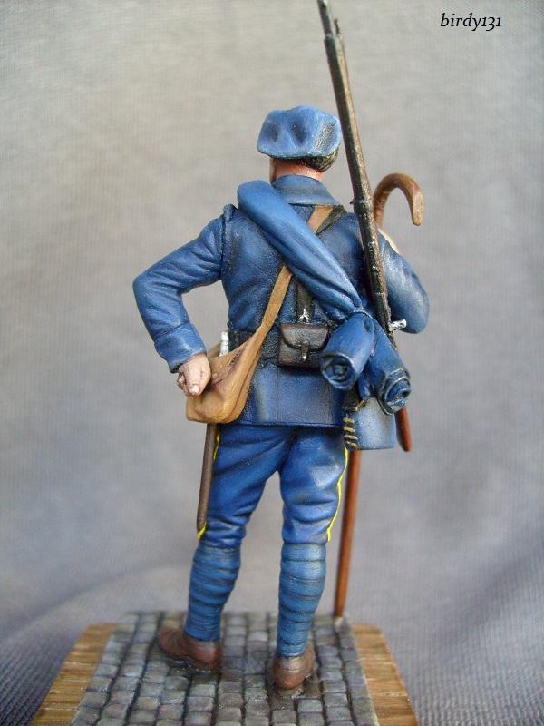 vitrine birdy131 (Ier empire 54 et 90 mm & 14/18 ) Officier de la Jeune Garde (MM) - Page 3 S7302014