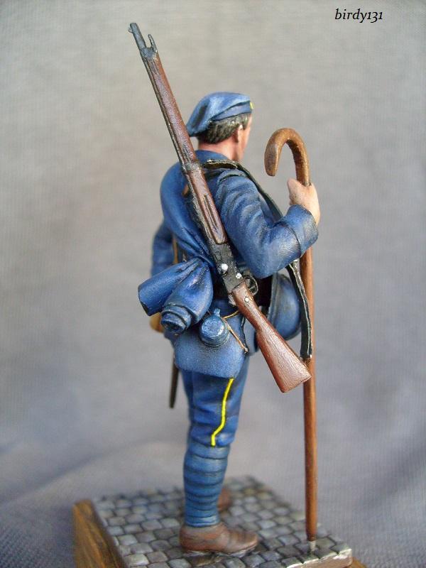 vitrine birdy131 (Ier empire 54 et 90 mm & 14/18 ) Officier de la Jeune Garde (MM) - Page 3 S7302015