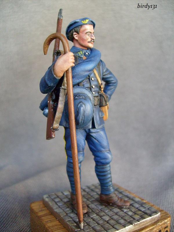 vitrine birdy131 (Ier empire 54 et 90 mm & 14/18 ) Officier de la Jeune Garde (MM) - Page 3 S7302016