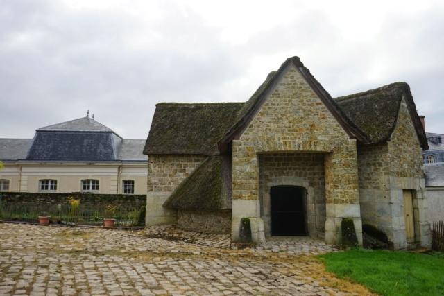 La ferme du hameau du Petit Trianon - Page 2 Vers_g11