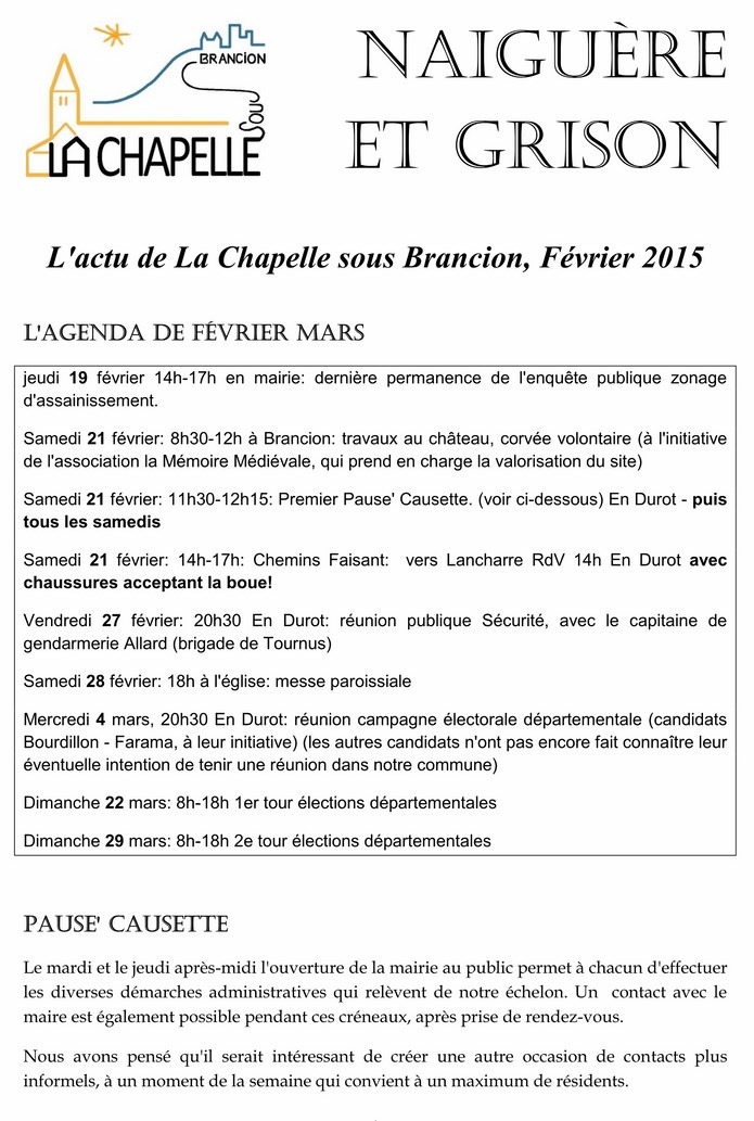 L'actu de La Chapelle sous Brancion, Février 2015 1_copi10