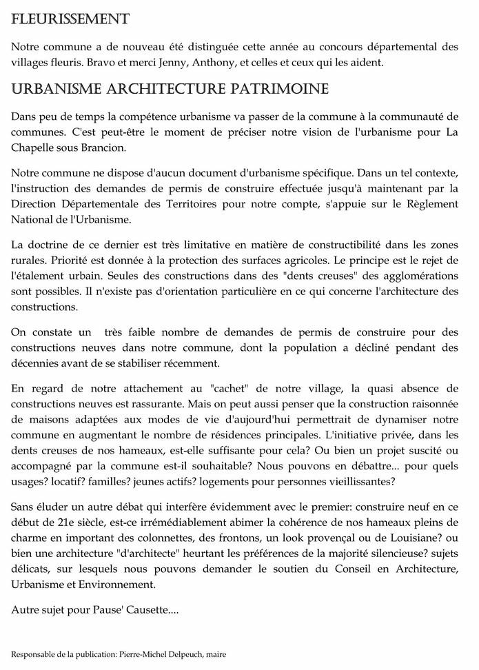 L'actu de La Chapelle sous Brancion, Février 2015 4_copi10