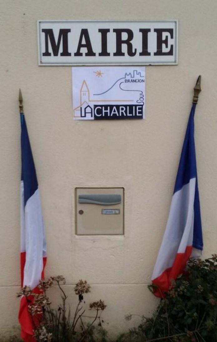 LA CHARLIE Numéro spécial Naiguère 8 janvier 2015 Charli11