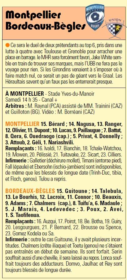 TOP14 - 17ème journée : Montpellier / UBB - Page 2 Sans_t44