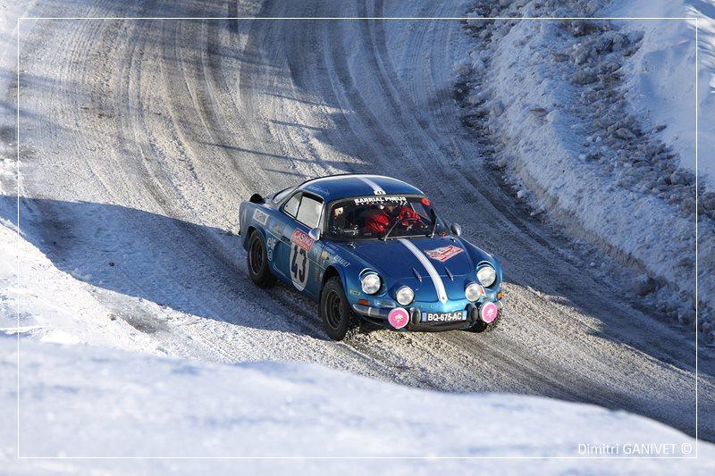 Rallye Monte-Carlo historique 2015 en Ardèche (1) 10247410