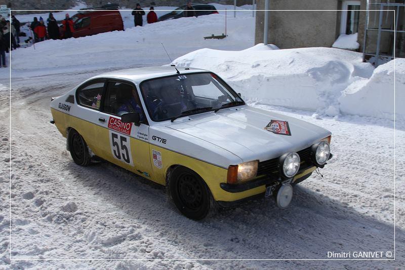 Rallye Monte-Carlo historique 2015 à Lachamp-Raphael 10385310