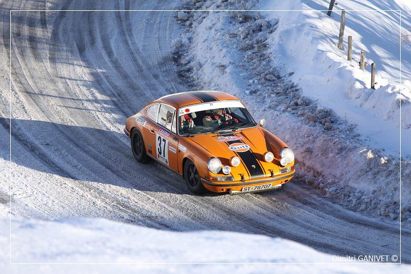 Rallye Monte-Carlo historique 2015 en Ardèche (1) 10406410