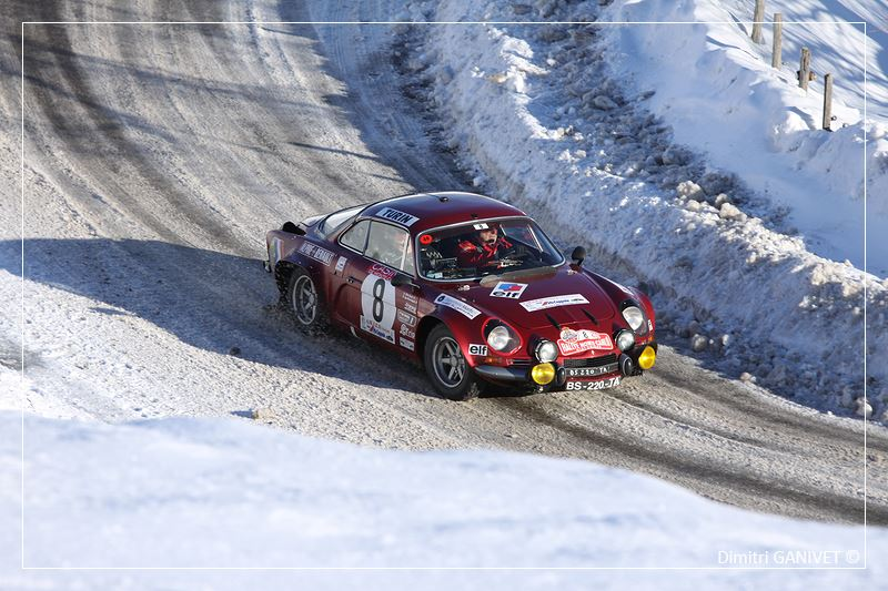 Rallye Monte-Carlo historique 2015 en Ardèche (1) 10407610