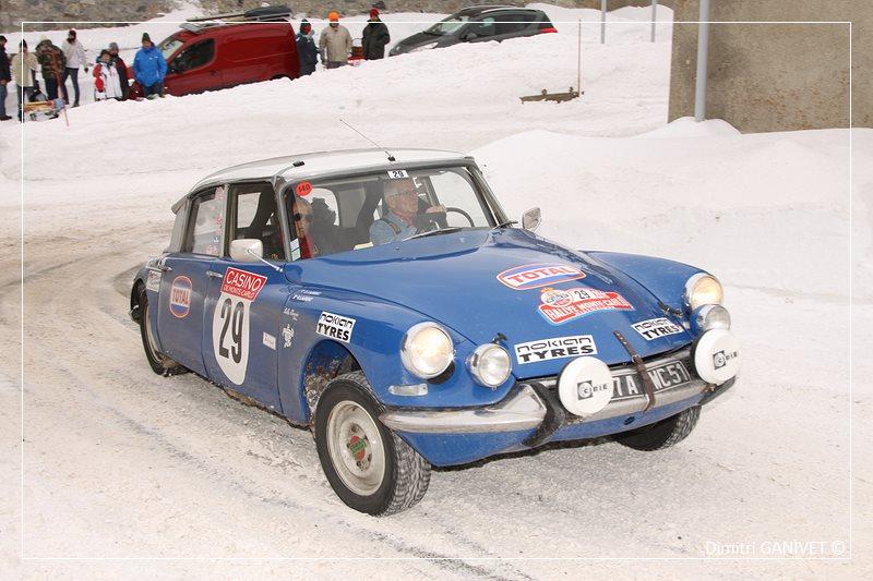 Rallye Monte-Carlo historique 2015 à Lachamp-Raphael 10420010