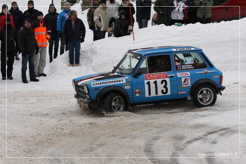 Rallye Monte-Carlo historique 2015 à Lachamp-Raphael 10442410