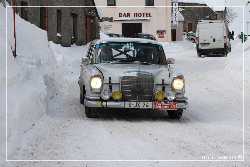 Rallye Monte-Carlo historique 2015 à Lachamp-Raphael 10557110