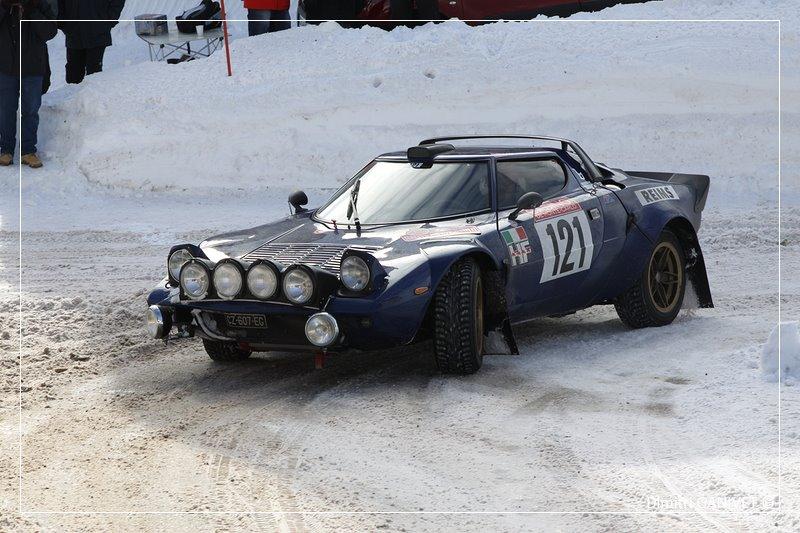 Rallye Monte-Carlo historique 2015 à Lachamp-Raphael 10897910
