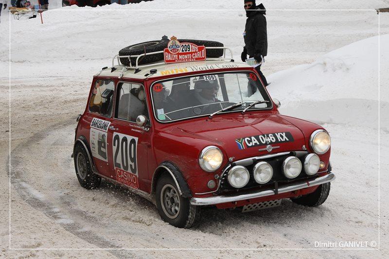Rallye Monte-Carlo historique 2015 à Lachamp-Raphael 10898110