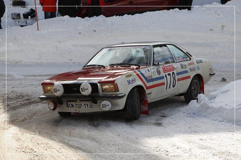 Rallye Monte-Carlo historique 2015 à Lachamp-Raphael 10940410