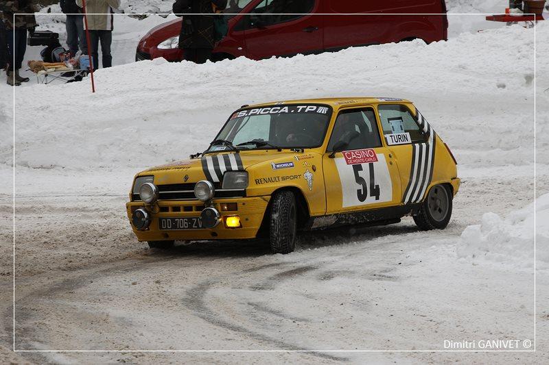Rallye Monte-Carlo historique 2015 à Lachamp-Raphael 10953110