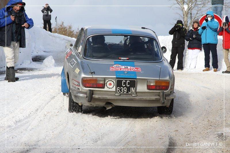 Rallye Monte-Carlo historique 2015 à Lachamp-Raphael 10953910