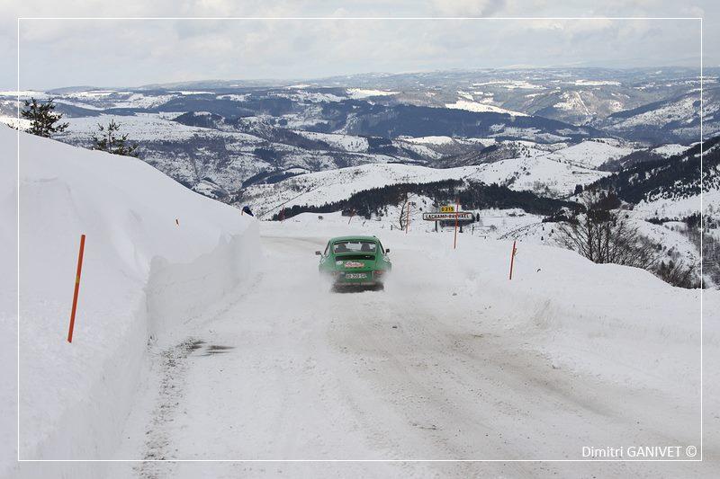 Rallye Monte-Carlo historique 2015 à Lachamp-Raphael 10955710