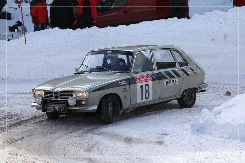 Rallye Monte-Carlo historique 2015 à Lachamp-Raphael 10958210