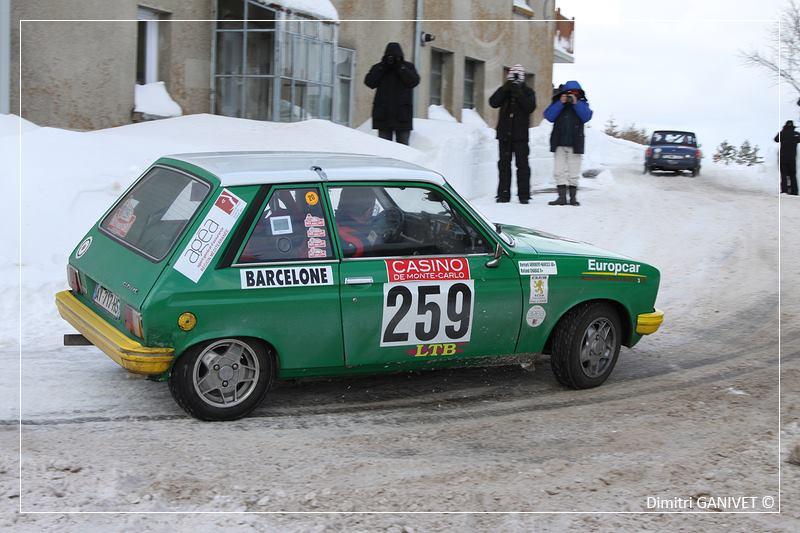 Rallye Monte-Carlo historique 2015 à Lachamp-Raphael 10959310
