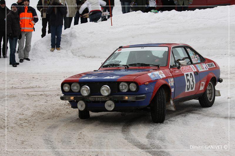 Rallye Monte-Carlo historique 2015 à Lachamp-Raphael 10959410